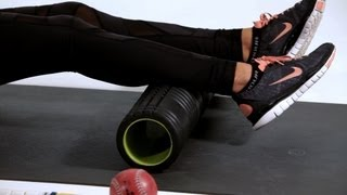Download How to Foam Roll Your Calves | Foam Rolling Video