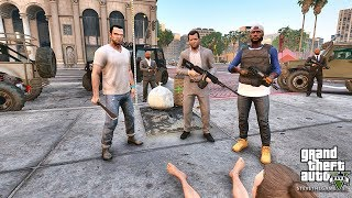 Download THE PURGE!!! THE FIRST PURGE (GTA 5 MODS) 4K 60FPS Video
