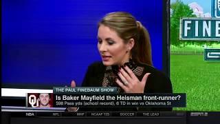 Download Is Baker Mayfield the Heisman front-runner? The Paul Finebaum Show Video