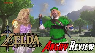 Download The Legend of Zelda: BoTW Angry Review Video