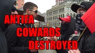 Download Squatting Slav TV vs. Antifa Cowards Video