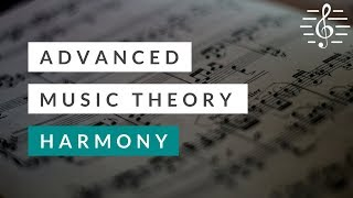 Download Advanced Music Theory - Harmony Video