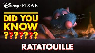 Download Pixar Did You Know? | Facts About Ratatouille Video