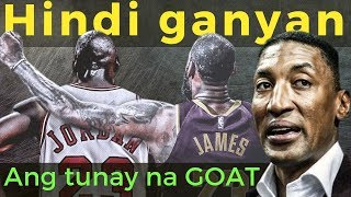 Download Scottie Pippen & NBA Stars TINIRA si LEBRON sa GOAT Self Proclamation Nito Video