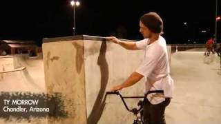 Download bmx street: ty morrow highest bunnyhop ever Video