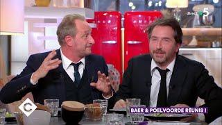 Download Au dîner (ou presque) avec Édouard Baer et Benoît Poelvoorde ! - C à Vous - 11/04/2019 Video