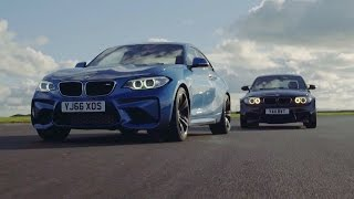 Download BMW M2 vs BMW 1M Coupe | Chris Harris Drives | Top Gear Video