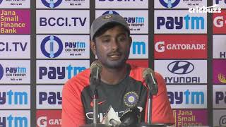 Download I was always in contention for a spot but injuries held me back - Ambati Rayudu Video