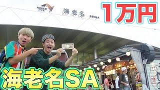 Download 【1万円企画】海老名サービスエリアで1万円使い切るしたら色んな意味で最高だったww Video