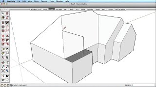 Download SketchUp Training Series: Inference Locking Example Video