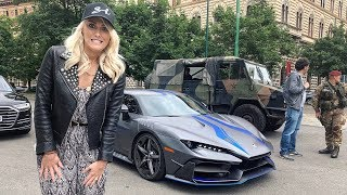 Download Military Pulls Over Rare Supercar! Video