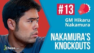Download Nakamura's Knockouts: Singing And Setting Blitz Chess Rating Records Video
