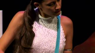Download Taimane Gardner, the Ukulele Virtuoso | Taimane Gardner | TEDxMaui Video