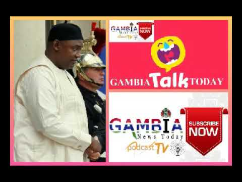 GAMBIA TODAY TALK 8TH JUNE 2021