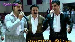 Download Kader & Omer & Xabat & Saiwan Gagli Ahangi Mariwan 2013 Part 3 Video