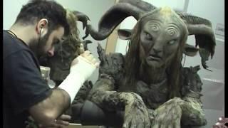 Download Pan's Labyrinth make-up. El Laberinto del Fauno. Video