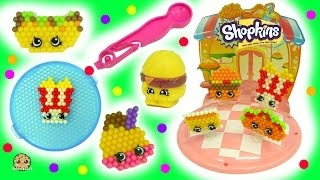 Download Make Your Own Fast Food Diner Shopkins - Beados Water Beads Craft Playset - Toy Video Video