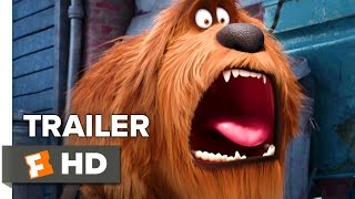 Download The Secret Life of Pets Official Trailer #1 (2016) - Kevin Hart, Jenny Slate Animated Comedy HD Video