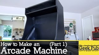 Download How to make an Arcade Machine: Part 1 Video