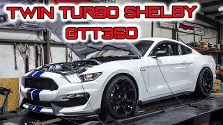 Download Twin Turbo Shelby GT350 Dyno Video