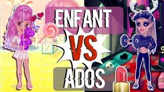 Download Enfant VS Ados - MSP - version Video