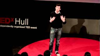 Download TEDxHull - Robin Harvie - Running To The Edge Video