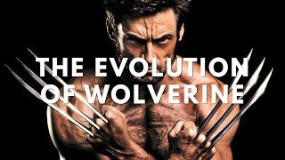 Download The Evolution of Wolverine in Television & Film Video