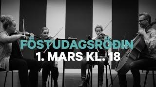 Download Tjáning tregans - Föstudagsröðin Video