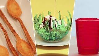 Download Edible Kitchen Utensils- Buzzfeed Test #127 Video