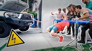 Download LIMBO OF DEATH CHALLENGE (HIGH VOLTAGE STICK) Video