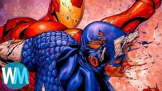 Download Top 10 Marvel Events Video
