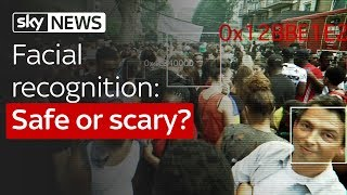 Download Facial-recognition technology: safe or scary? Video