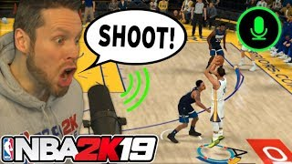 Download Can you play NBA 2K19 with Voice Commands? Video