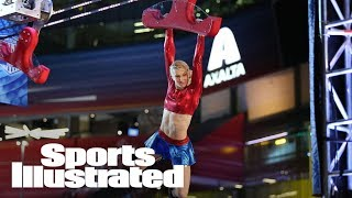 Download 'American Ninja Warrior' Jessie Graff: From Stunt Woman To Action Hero   SI NOW   Sports Illustrated Video