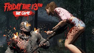 Download BRUTAL JASON!! (Friday the 13th Game) Video