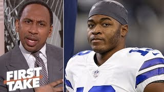 Download Eagles were robbed vs. Cowboys – Stephen A. | First Take Video