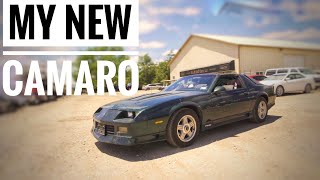 Download Third Gen Camaro Project | Buying my 92 Camaro | Episode 1 Video
