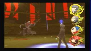 Download SMT: Persona 4 - Optional Boss Battle - The Reaper (Death) Video