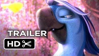 Download Rio 2 TRAILER 2 (2014) - Tracy Morgan, Anne Hathaway Animated Sequel HD Video