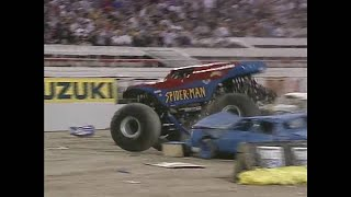 Download Freestyle Spider-Man Monster Jam World Finals 2001 Video