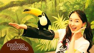 Download [유라] 애완동물(pet) 주렁주렁 애니멀 테마파크 2화 새 투카니 뽀로로 동물원 animal theme park zoo bird pororo Video