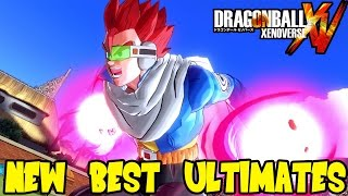 Download Dragon Ball Xenoverse: Super Electric Strike Useless! New Best Ultimate Attack Guide Video