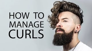 Download 5 TIPS FOR GUYS WITH CURLY HAIR | How to Style Curly or Wavy Hair | ALEX COSTA Video