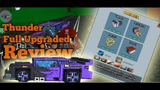 Download Block City War:Thunder″Full Upgraded″ Review Video
