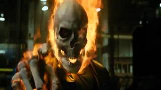Download Ghost Rider First Transformation. Video