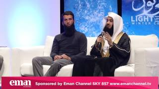 Download STORY OF HARSH MUSLIM MAN & HIS KIDS || MUFTI MENK & MOEEN ALI Video
