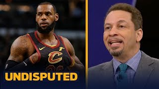 Download Chris Broussard on reports NBA execs believe Cavs preparing for LeBron's departure | UNDISPUTED Video