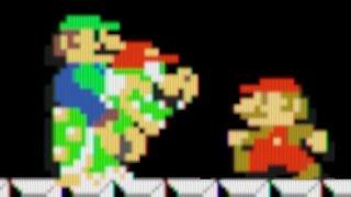 Download Super Mario Maker - 100 Mario Challenge #122 (Expert Difficulty) Video