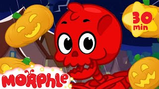 Download Kids Halloween With Morphle! - Magic Pet Morphle Halloween Video for children Video