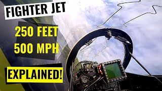 Download Low Level Fast Jet Navigation (Narrated) - Hawk T2, Royal Air Force Video